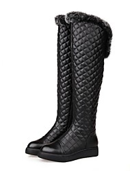 Women's Shoes Snow Boots Low Heel  Over The Knee Boots More Colors available