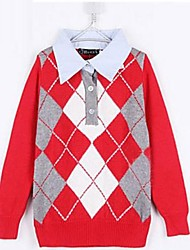 Boy's Knitwear Sweater & Cardigan , Winter/Spring/Fall Long Sleeve