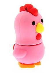 zp76 8GB мультфильм курица характер USB 2.0 Flash Drive ассорти цвет