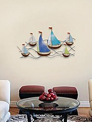 Metal Wall Art Wall Decor,Set Sail Wall Decor