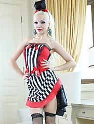 Vestidos(Rojo,Poliéster,Desempeño) -Desempeño- paraMujer Representación