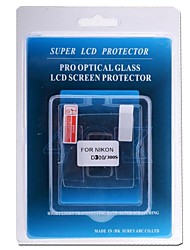Professional LCD Screen Protector Optical Glass Special for Nikon D300/D300S DSLR Camera