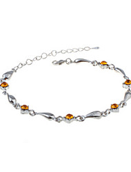 De mengguang damesmode diamonaded fonkelende armband 660