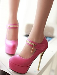 scarpe da donna pompe scarpe più colori disponibili tutto l'tacco a spillo punta