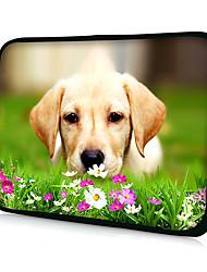 """huado® 13 """"caja de la manga del ordenador portátil de la flor para el aire del macbook pro / hp / dell / sony / toshiba / asus / acer"""