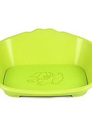 plástico sofá cama ambiental para mascotas perros y gatos