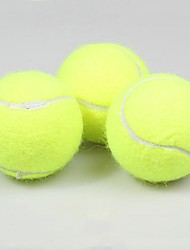 High Quality Low Voltage Wool Tennis Balls (Set of 3)