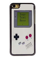 Personalized Gift Game Console Design Metal Case for iPhone 5C