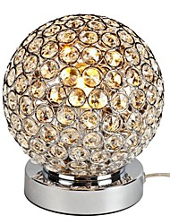 grandes de noche lámparas de escritorio de cristal salón oficina mini luces de mesa K9 lámpara de mesa de cristal esféricos