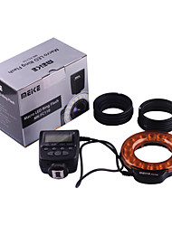 Meike MK FC110 FC110 LED Macro Ring Flash Light FC110 for Canon EOS Nikon Pentax Olympus Camera