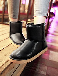 Women's Flat Heel Comfort Ankle Snow Boots(More Colors)