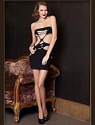 racé enveloppé la poitrine lingerie de pièce des femmes