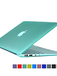 "New Crystal Flip-open Protect Case for 15.4"" Macbook Pro (Assorted Colors)"