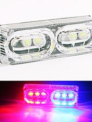 4-Farben Brems Schwanz Blinkerleuchte leuchtet gelb Motorrad Licht