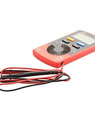 Mini Pocket LCD Digital Display Multimeter Portable Voltmeter Tester Meter AC/DC UT120C
