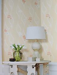 mur papier mural, américaine fleur rural papier peint de PVC