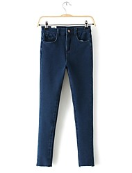 Women's Casual Pants Skinny Jeans