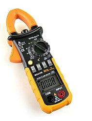 HYELEC MS2108   6000 Counts Digital Clamp testing inrush current true RMS ohmmeter clamp meter equal to FLUKE F317