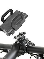 Radfahren ABS schwarz 360-Grad-drehenden festen Telefonhalter