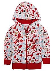 coração doce hoodies moda inverno roupas infantis global impresso com gilrs paetês manga longa hoodies impressão aleatória