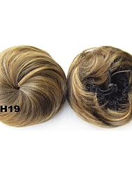 Comely Clip In Hair Wrap Synthetic Hair Pieces