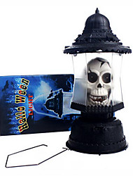 Quirky  Sounding Skull Design Halloween Light Decorations