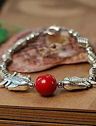 suofeiya de style chinois tibet bracelet_s35 argent couleur de l'écran