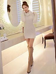 Mode Strickkleid Taichang ™ Frauen