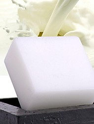 Pure Natural Milk Essence Acne Removing Detoxification Soaps
