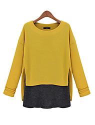 Women's Sweaters , Others Casual Long Sleeve KAKANI