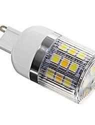 4W G9 LED Corn Lights T 31 SMD 5050 280 lm Natural White AC 220-240 V