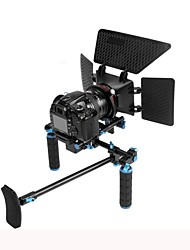 Commlite Comstar Video System Kit Video Rig and Follow Focus and Matte Box