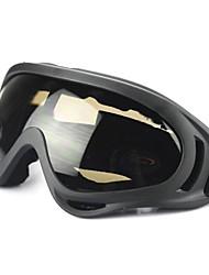 motocicleta esquí snowboard gafas con montura de lentes de gafas de sol a prueba de polvo gafas