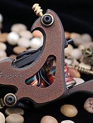 máquina de tatuaje COMPASS® forro khatib 8 envuelve marco de acero