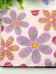 Cute Flower Pattern Napkins(Set of 20)