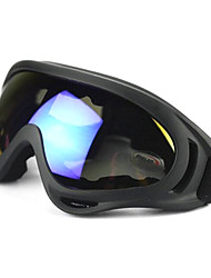 Motorcycle Ski Snowboard Dustproof Sunglasses Eye Glasses Lens Frame Goggles Coloful