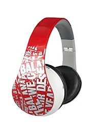 asbh01 v2.1 bluetooth auriculares sobre la oreja estéreo inalámbrico de control de volumen de juego para móviles