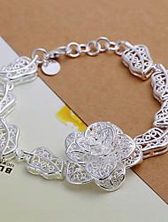 amore Frauen alle passenden Blumenform Armband