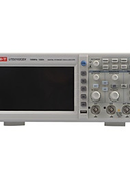 "100MHz 2channels armazenamento digital osciloscópio ScopeMeter 7 ""TFT LCD 800x480 usb utd2102cex 1GSa / s"