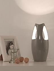 candeeiros de mesa 220v arte cerâmica estilo europeu norte simples e moderno