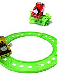 томас поезд с заводными игрушками трек