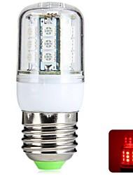 E26/E27 4W 27 SMD 5050 300 LM Red T LED Corn Lights AC 220-240 V