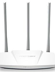 mw450r mercúrio 450Mbps roteador sem fio wi-fi de super gama de reforço velocidade oi 3 antenas de 5dBi