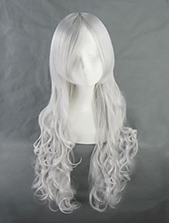 THE IDOL MASTER Shijou Takane Curly Cosplay Wig