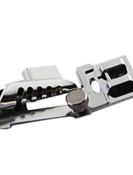 Household Electric Multifunction Sewing Machine Parts 7mm Wrapping Edge and Cloth Presser Foot Feet