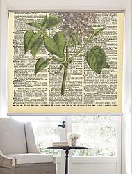 página retro palabras con fondo lavanda persiana