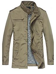 jaqueta básica de duobilun homem