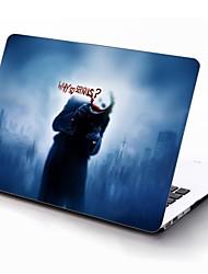 el diseño joker de cuerpo completo estuche protector de plástico para 11 pulgadas / 13 pulgadas El nuevo iPad