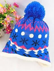 moda coringa lindo chapéu de neve quente do garoto