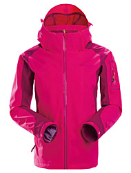 Women's Toread Innovative Ecological Fabric Jacket With Detachable Down
